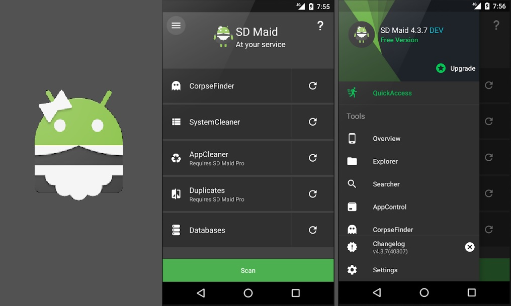 Best Root Apps for Android 5 SD Maid