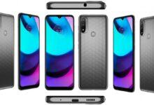 "Motorola Moto E20 renders leaked, Moto E30 codenamed ""Cyprus"" reportedly under development"