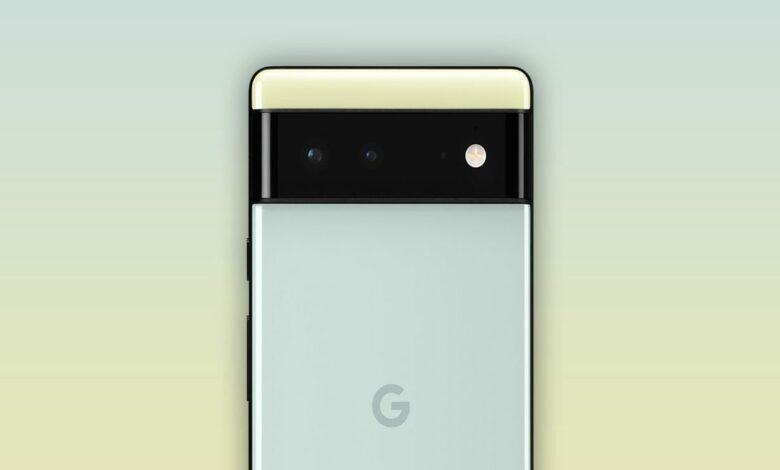 The Google Pixel 6 might feature a 50MP camera sensor