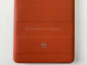Leaks reveal the Realme GT Master Explorer Edition in Suitcase Orange color