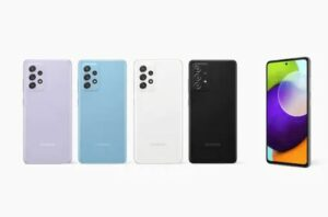 Samsung Galaxy A52s 5G price and storage revealed