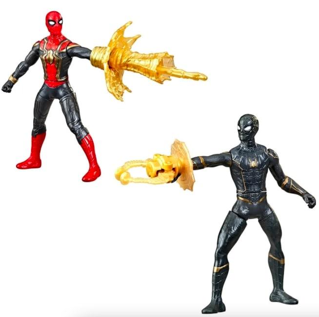 Spiderman No Way Home Toyline