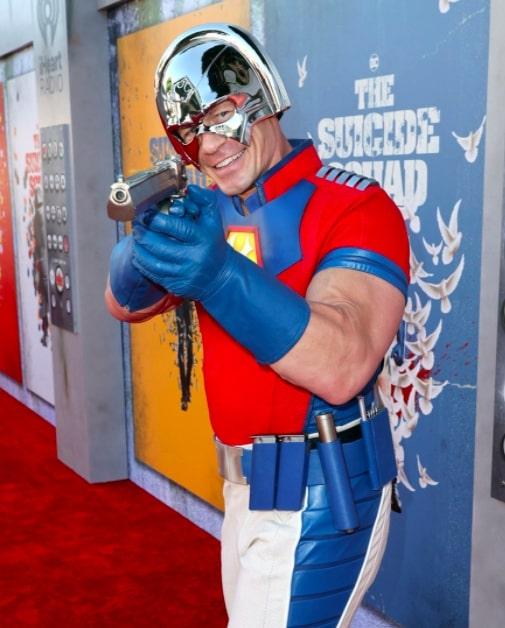The Suicide Squad's Red Carpet Premiere - John Cena