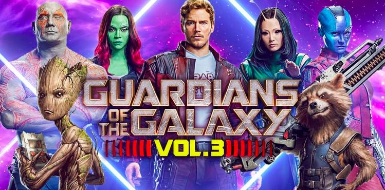 Guardian of the Galaxy volume 3