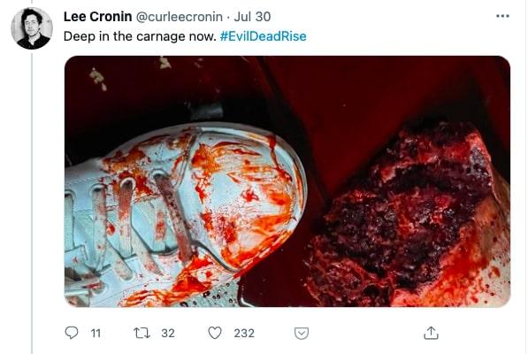 Lee Cronin's Evil Dead Rise