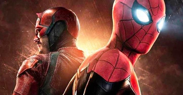 Spider-Man No Way Home and Daredevil