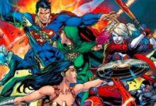 Justice League Vs The Suicide Squad