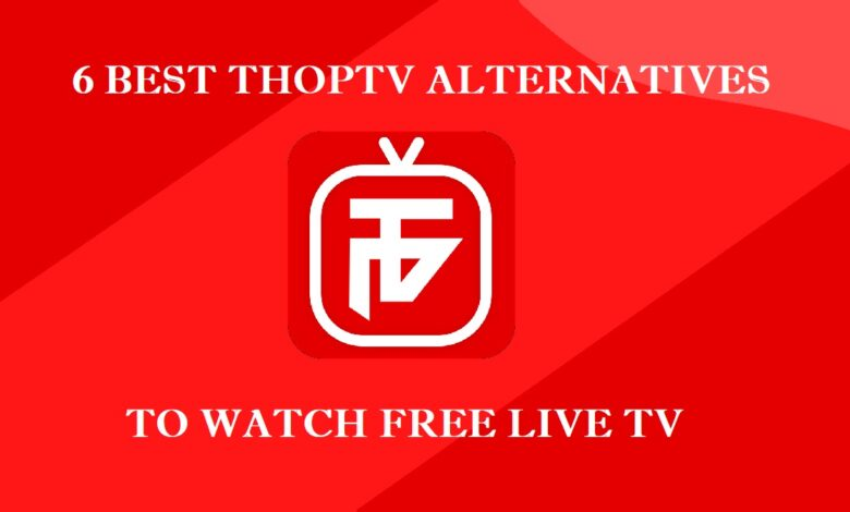 ThopTV alternative Cover