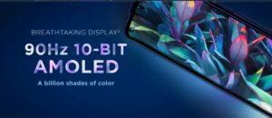 Motorola Edge 20 Fusion specs leaked