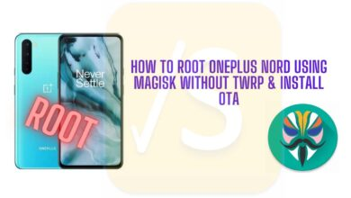root oneplus nord without twrp