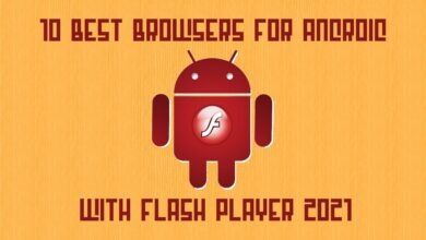 Best Browsers for Android with Flash Player