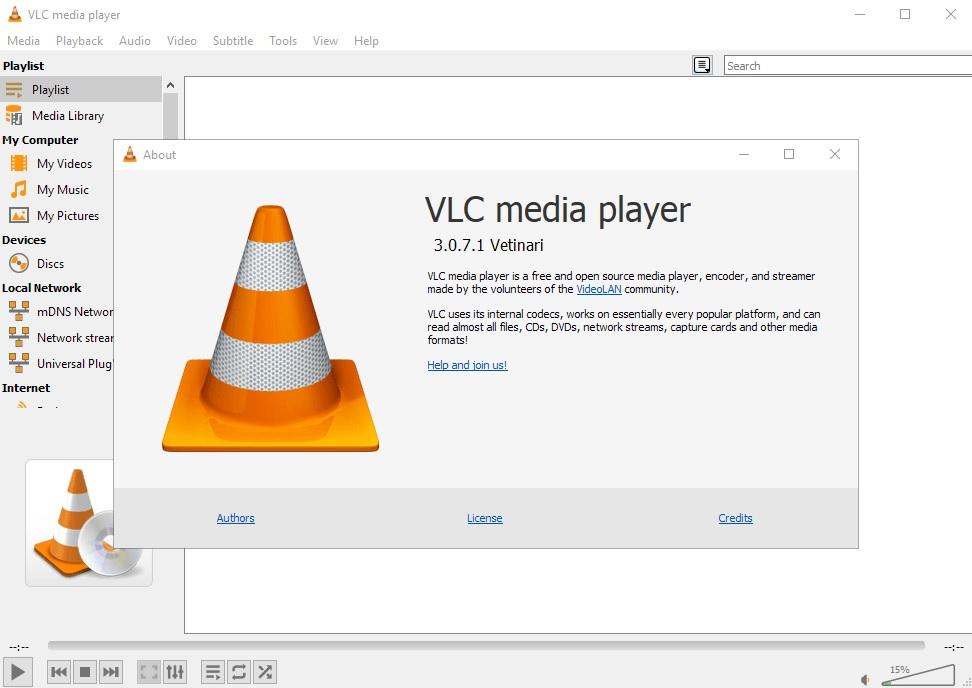 Best MKV Player for Windows 10 VLC