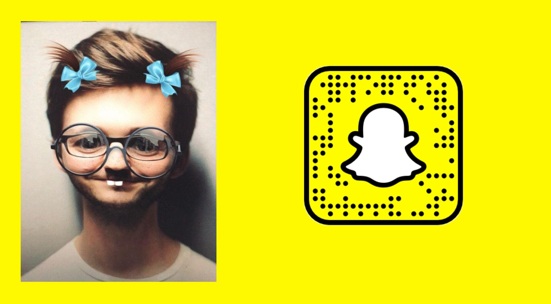 Cutest Snapchat filters - Cute pigtails