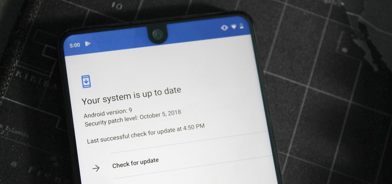 Difference between Stock ROM and Custom ROM - Update and Security