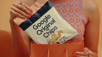 Google Original Chips (Potato) released in Japan to promote Pixel 6's Tensor chip