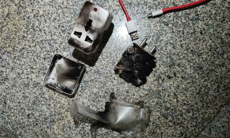 OnePlus Nord 2 Warp Charger explodes, company says due to voltage fluctuation reportedly
