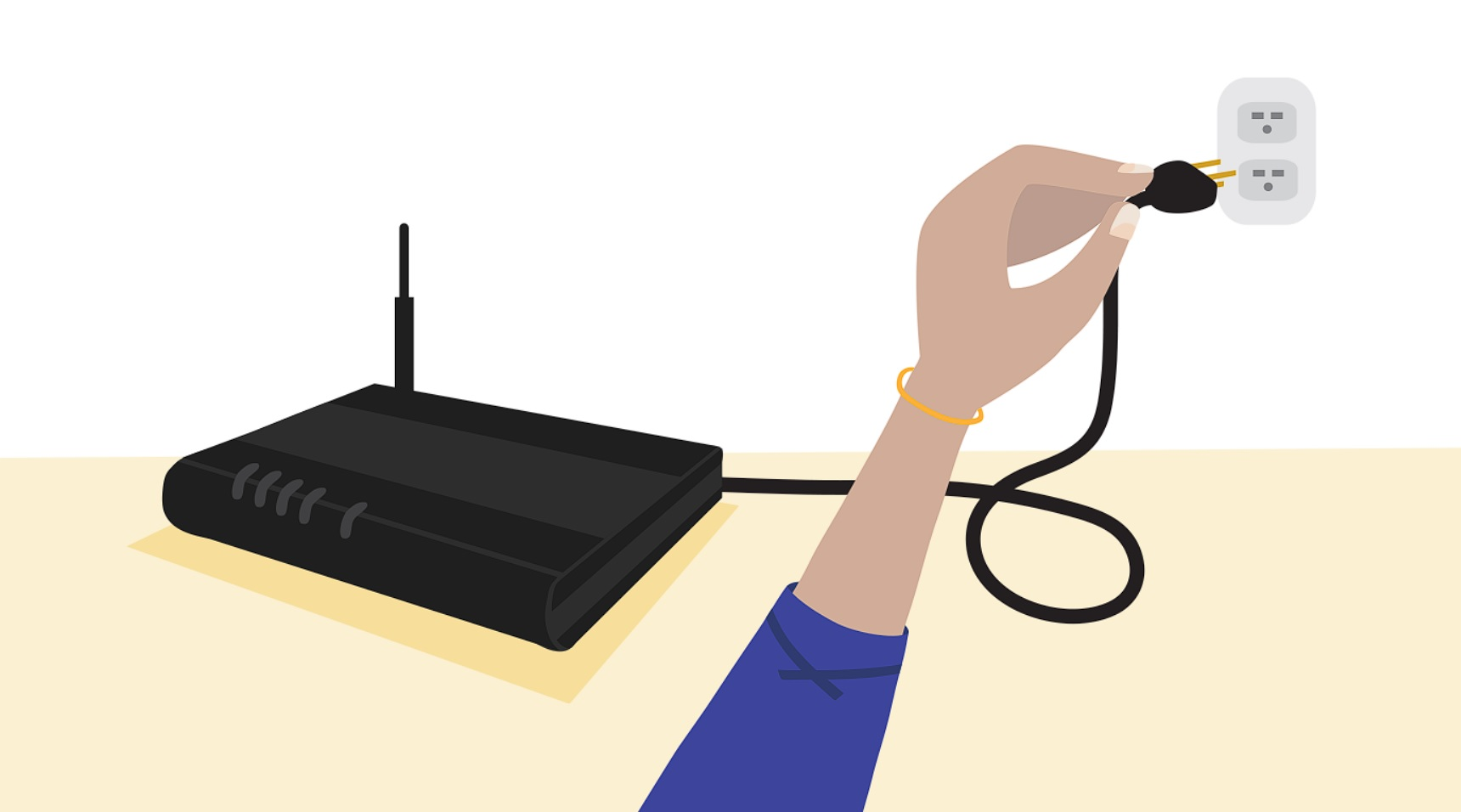 Remove Wifi from power