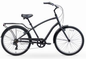 sixtheezero hybrid bike