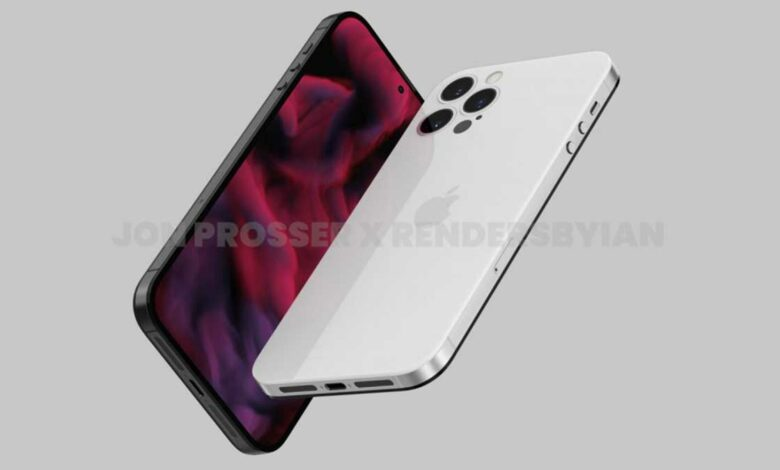iPhone 14 series will have a major redesign
