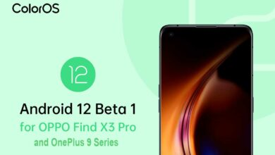 ColorOS 12 Public Beta arrives and OnePlus 9 series are on the queue