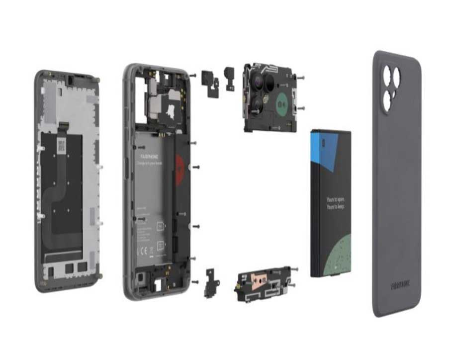 Fairphone 4 offers a huge 5 years of warranty and 6 years of updates