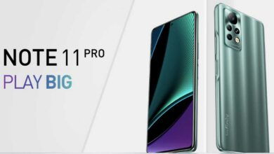 Infinix Note 11 and Note 11 Pro announced