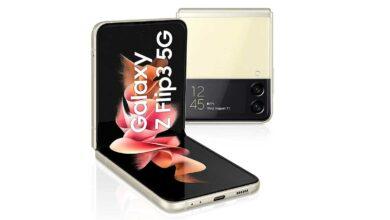 Samsung Galaxy Z Flip 3 - Amazon Deal