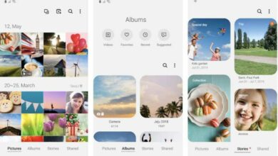 Samsung Gallery app allows users to edit date and time of images