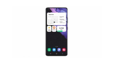 Samsung introduces Material You color themes with One UI 4.0 Beta 2