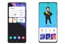 Samsung introduces a new colorful weather widget on One UI 4.0