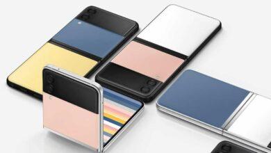 Galaxy Z Flip 3 Bespoke Edition