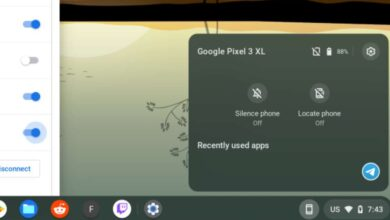 Chromebook Users Will Soon Be Able to Launch Apps from Their Phone on PC